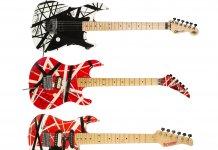 Eddie Van Halen guitars at Julien's Auctions