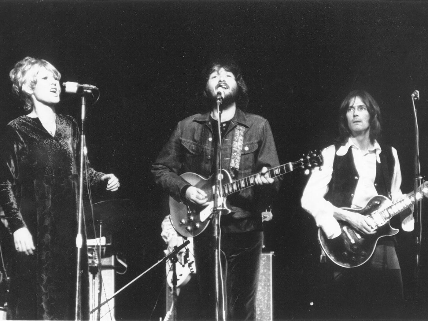 Eric Clapton, Delaney Bramlett, Bonnie Bramlett
