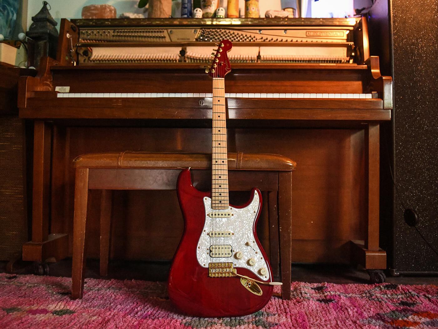Tash Sultana Fender Stratocaster