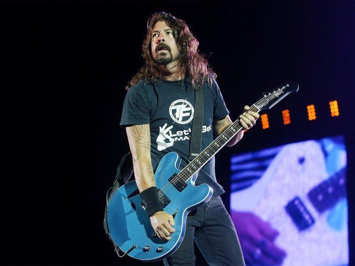 Foo Fighters Onstage