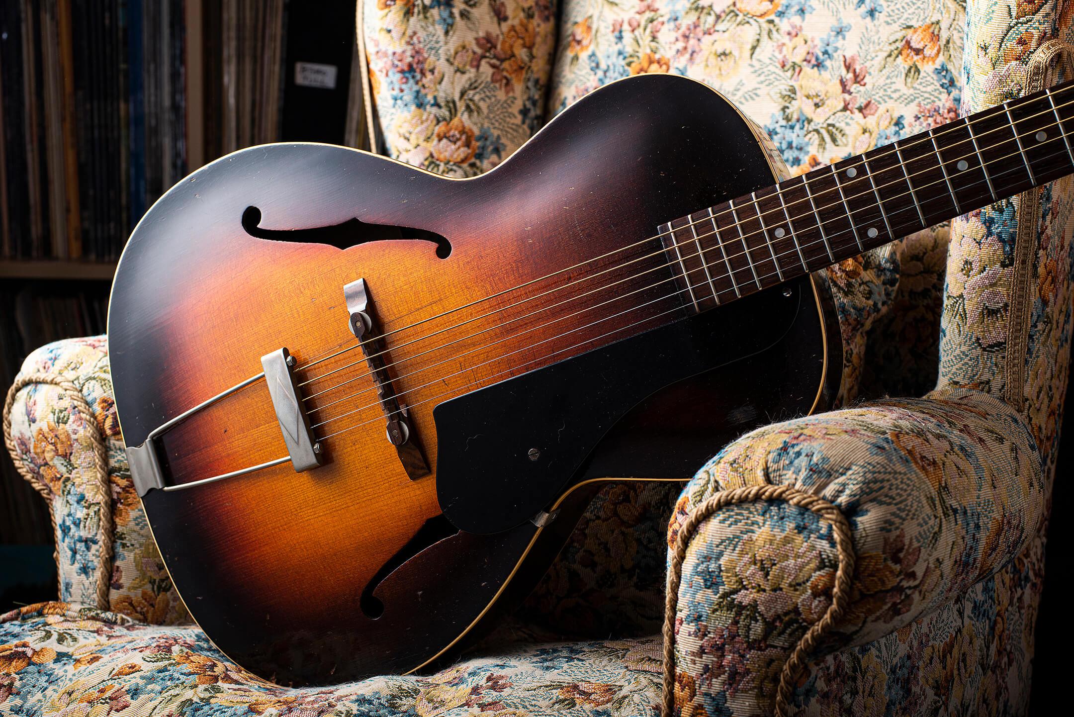 Bernie Marsden's Gibson L37 'John'