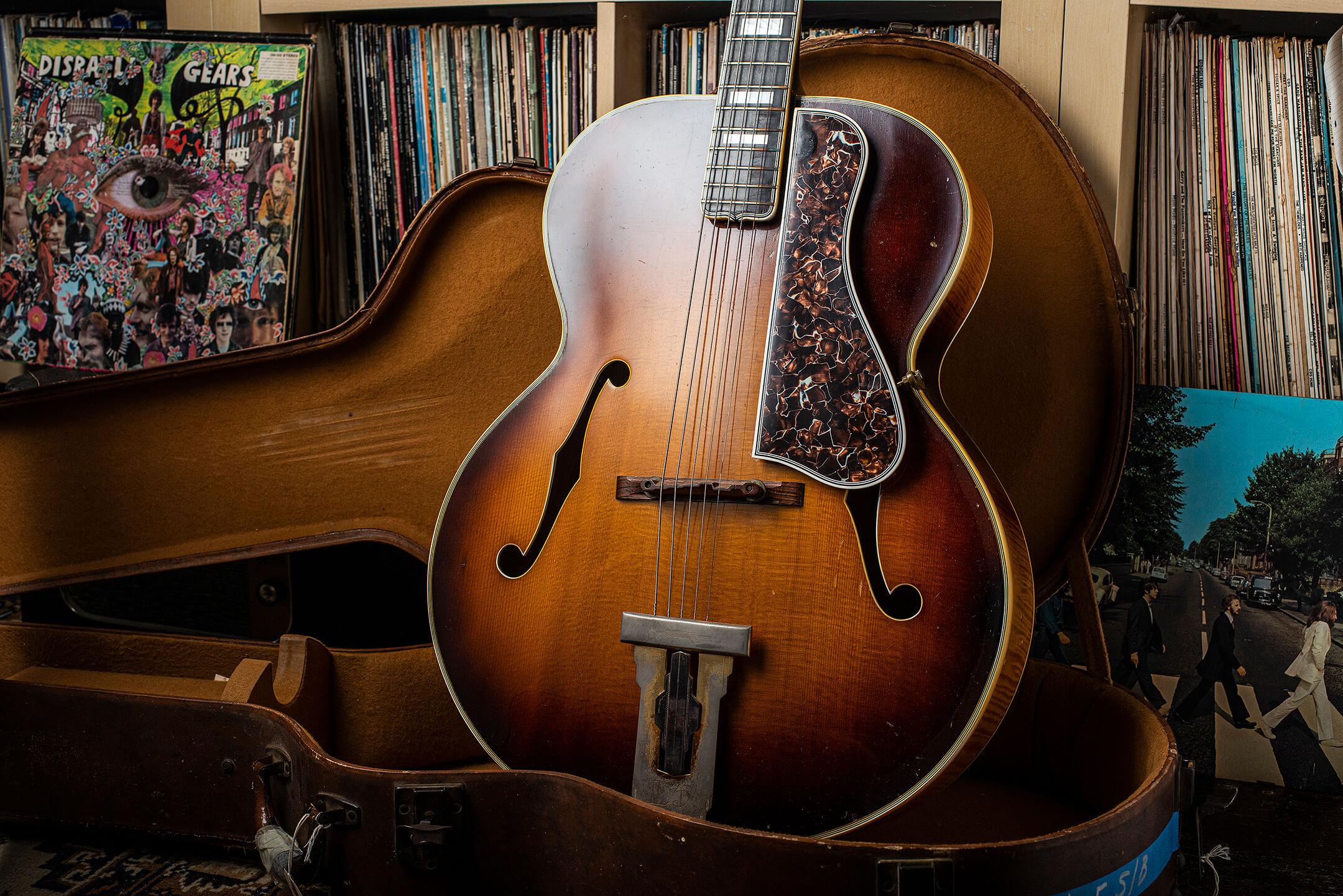 Bernie Marsden's Gibson L-5