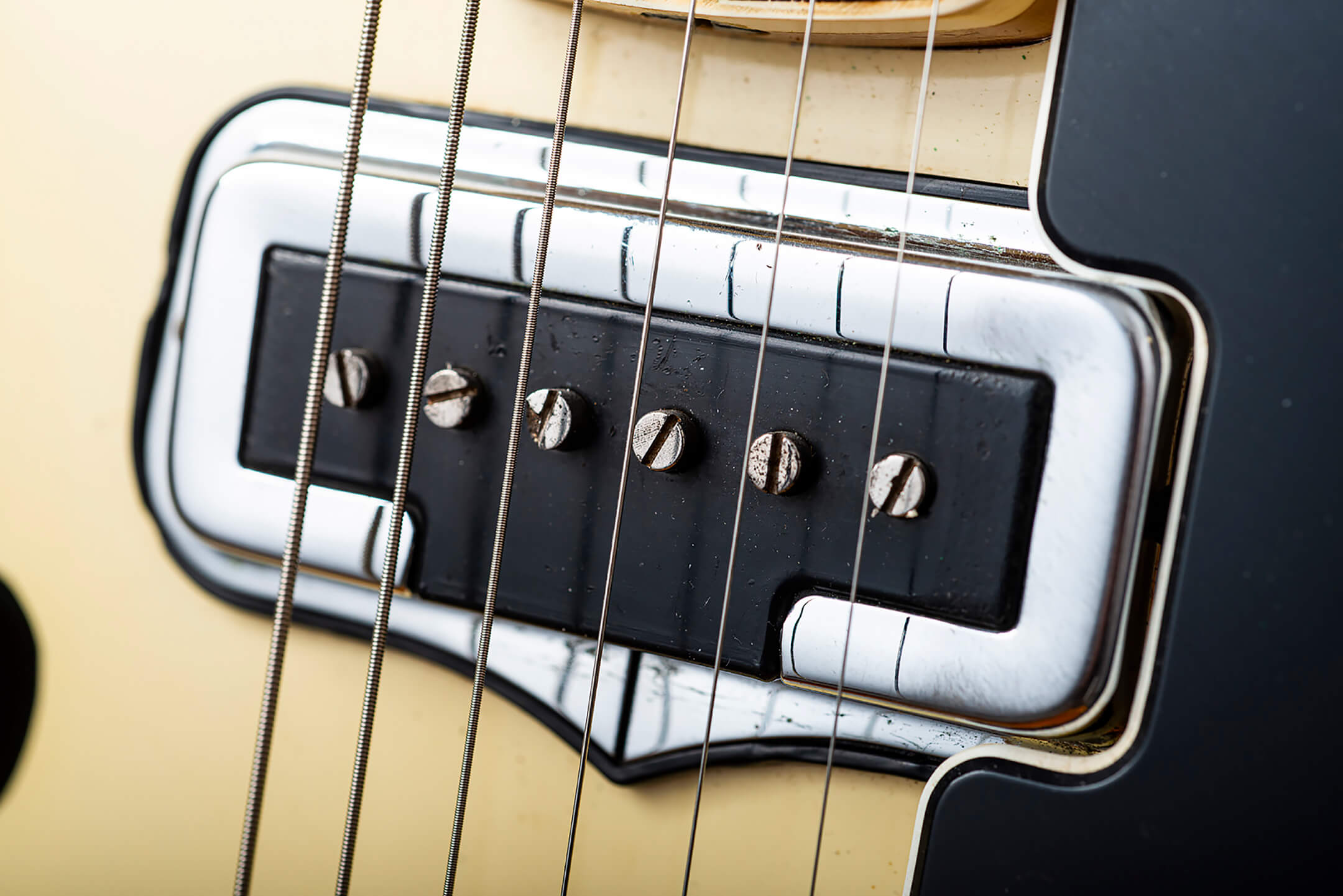 Giles Palmer's Fender Corondo