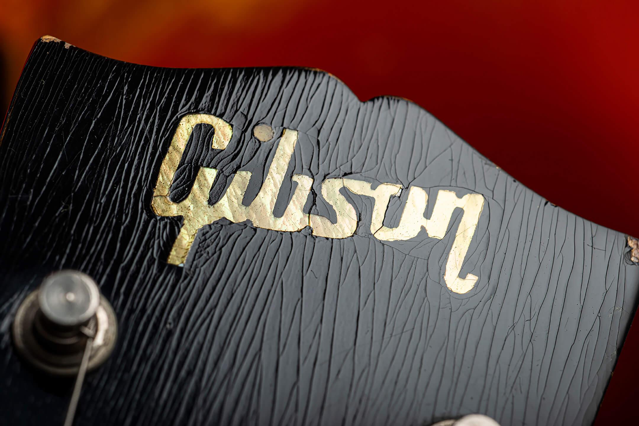 Giles Palmer's 1966 Gibson ES-335