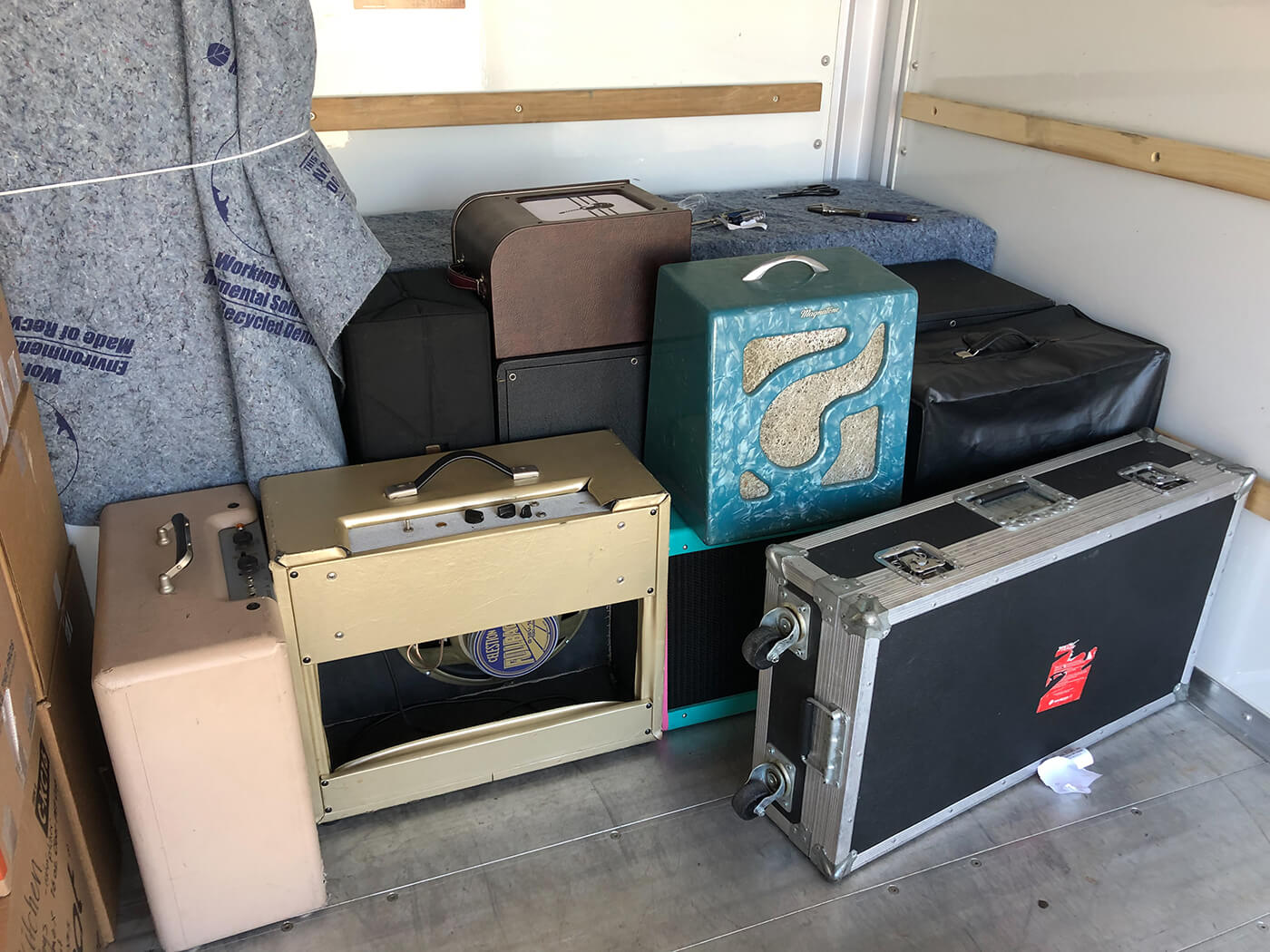 GM389 DIY 2 Moving House