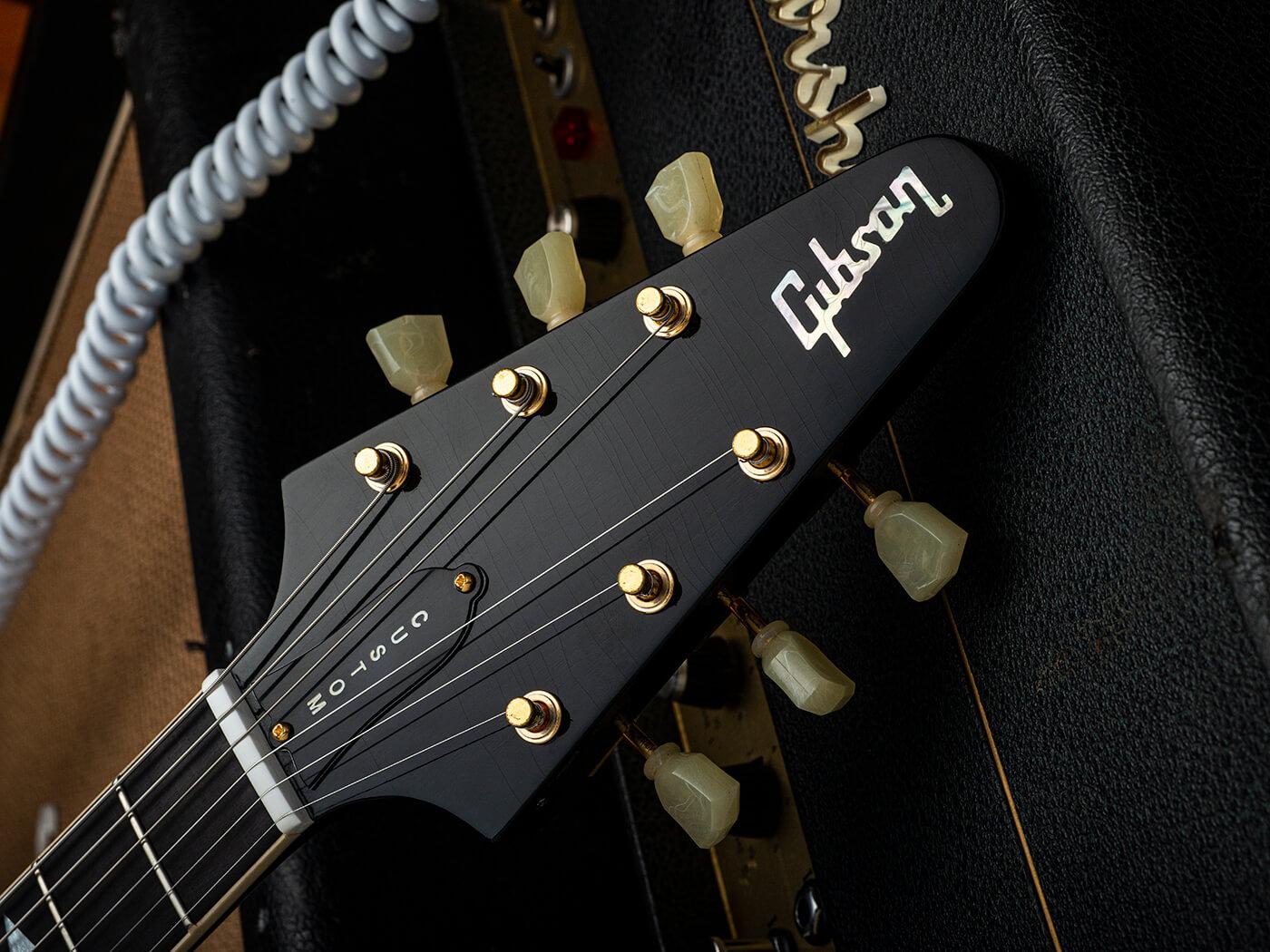 Gbison Jimi Hendrix Custom 6