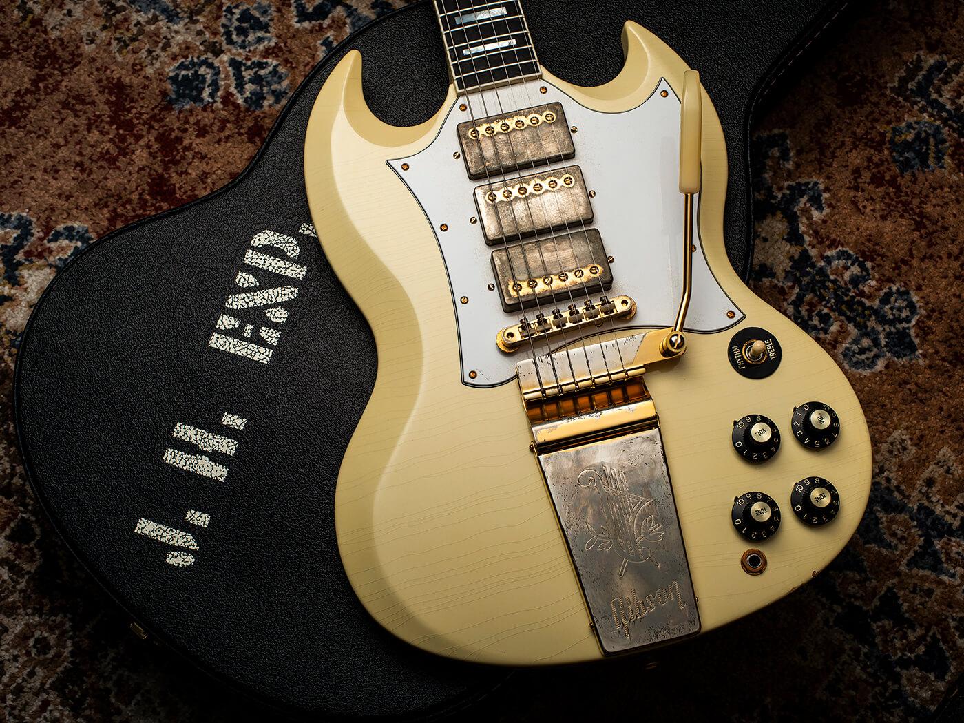 Gbison Jimi Hendrix Custom 12