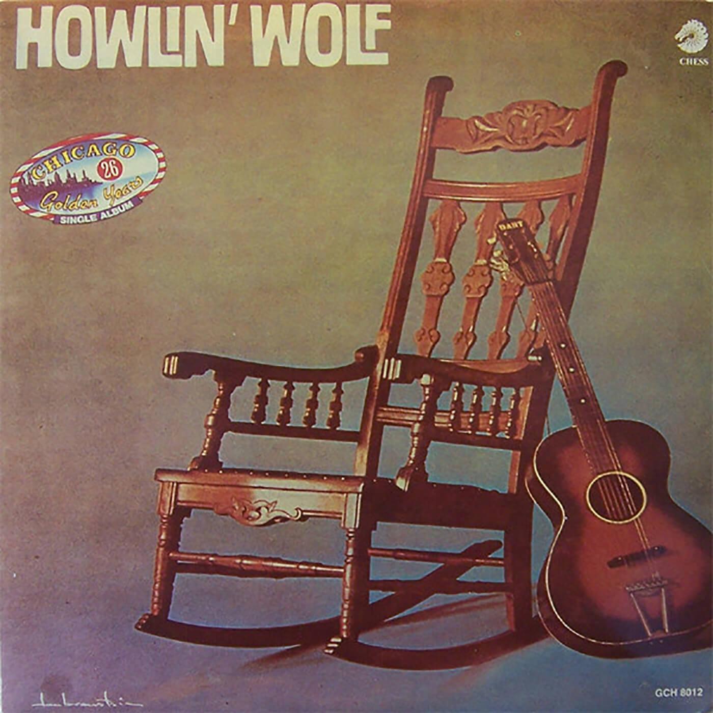 Howlin' Wolf - Howlin' Wolf