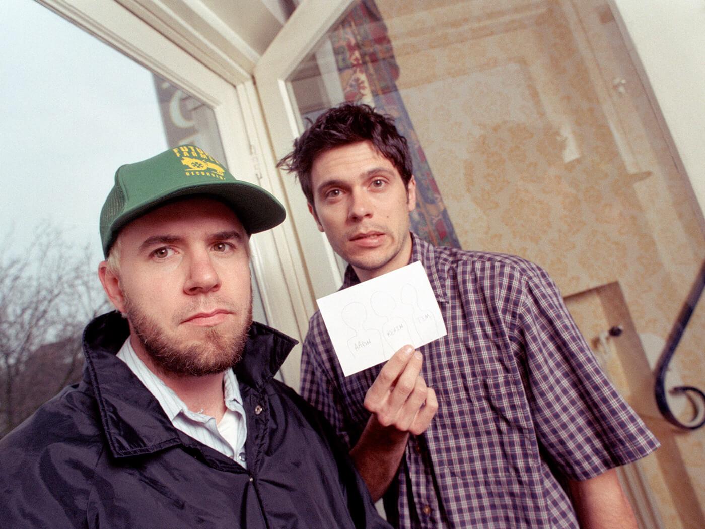Jason Lytle and Jim Fairchild