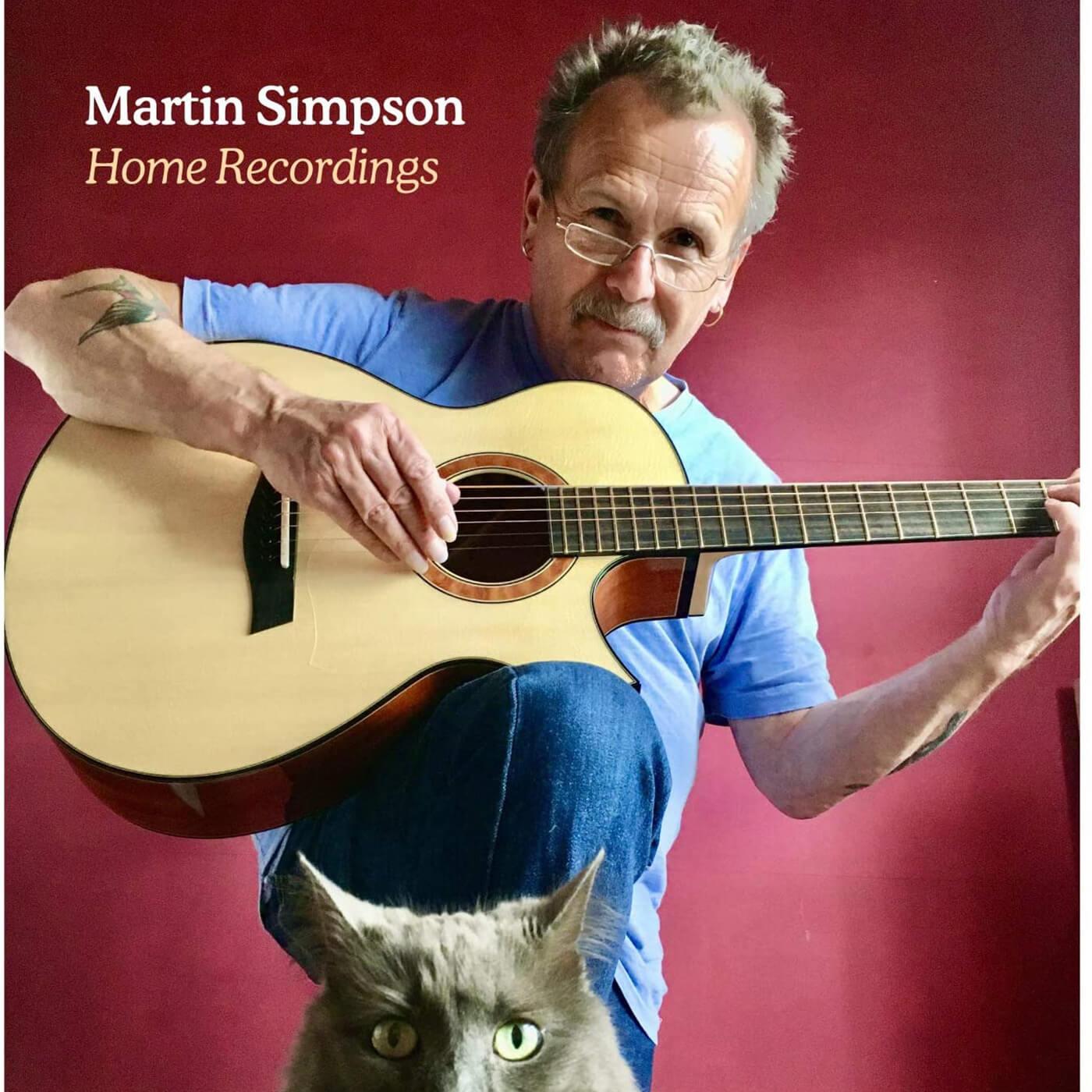AOTY - Martin Simpson