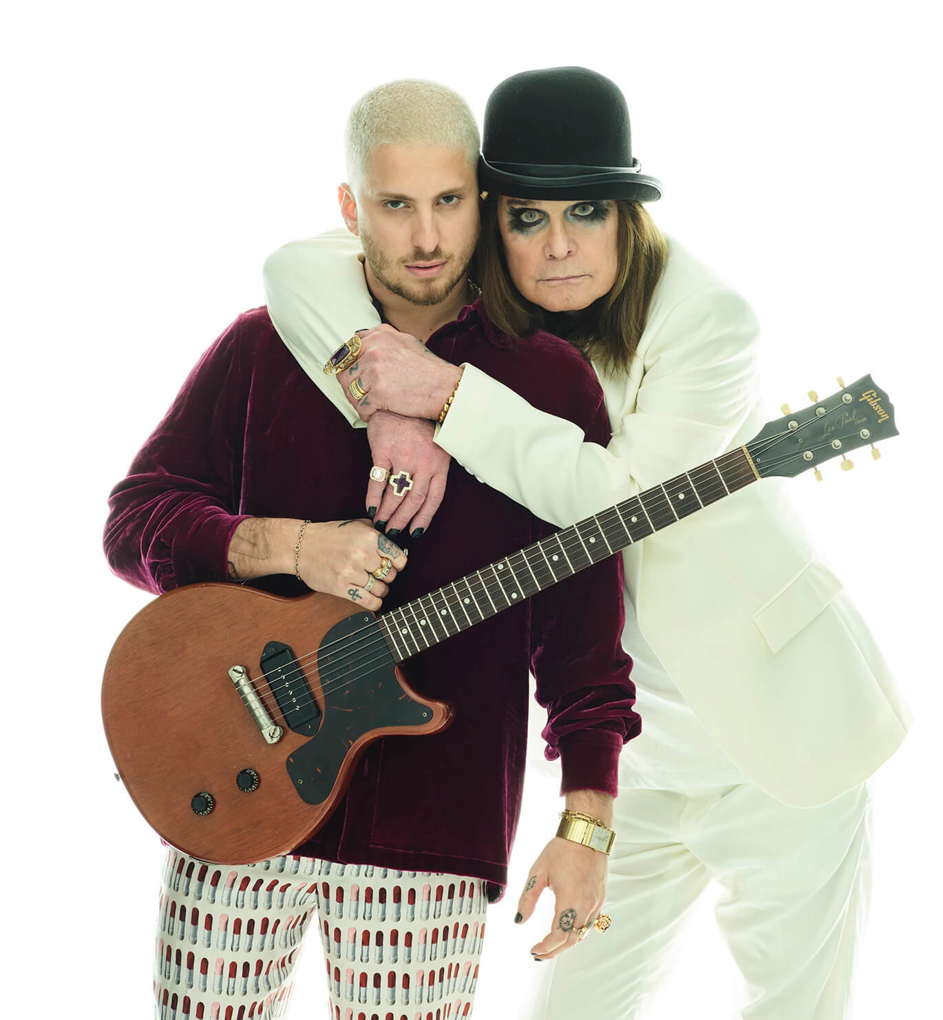 Andrew Watt and Ozzy Osbourne