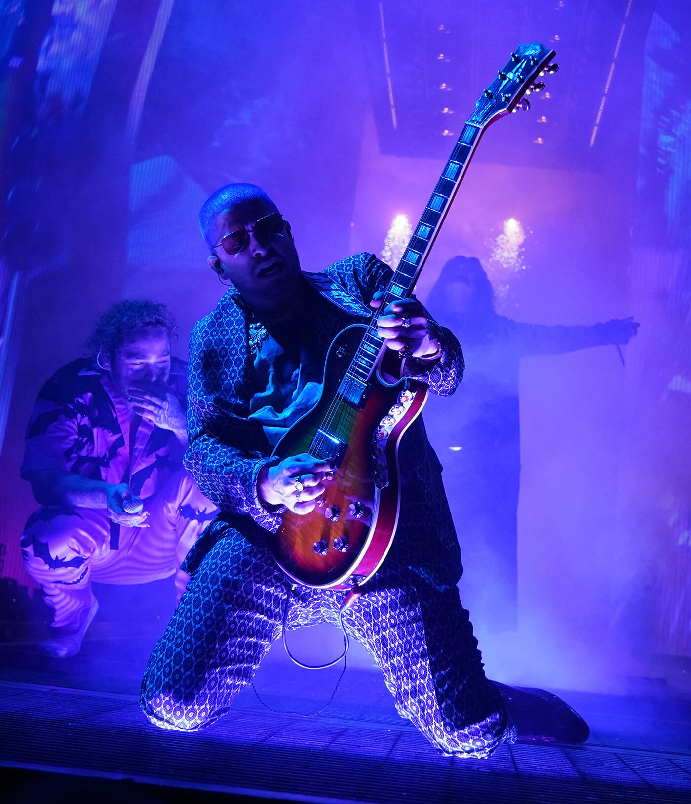 Andrew Watt, Ozzy Osbourne and Post Malone