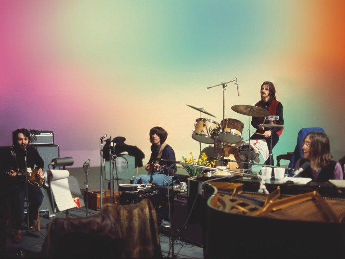 Beatles Get Back PR