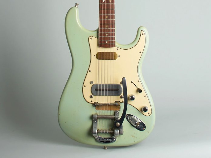 Ry Cooder's 67 Stratocaster