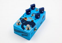Jam Pedals and That Pedal Show's Harmonious Monk