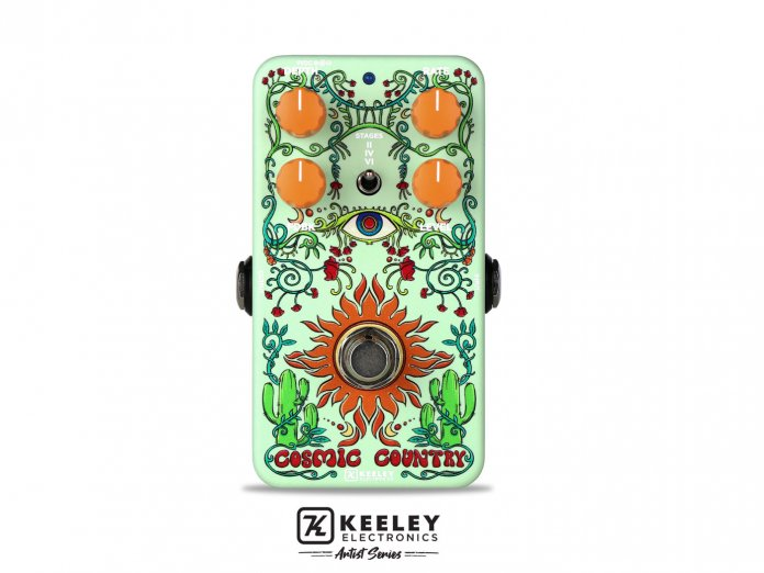 Keeley's Cosmic Country Phaser