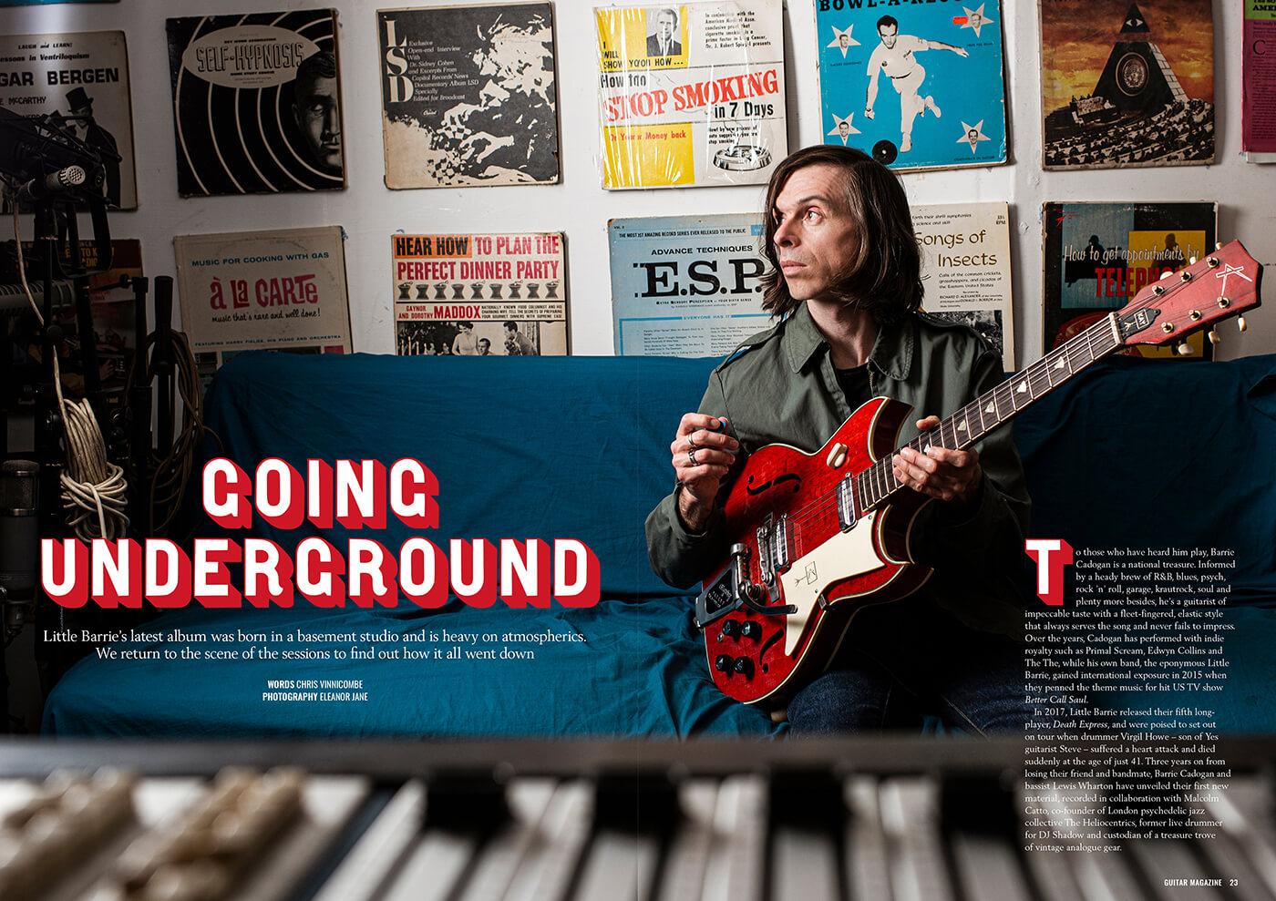 little barrie guitar magazine dps