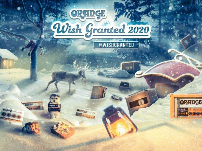 Orange's Wish Granted 2020
