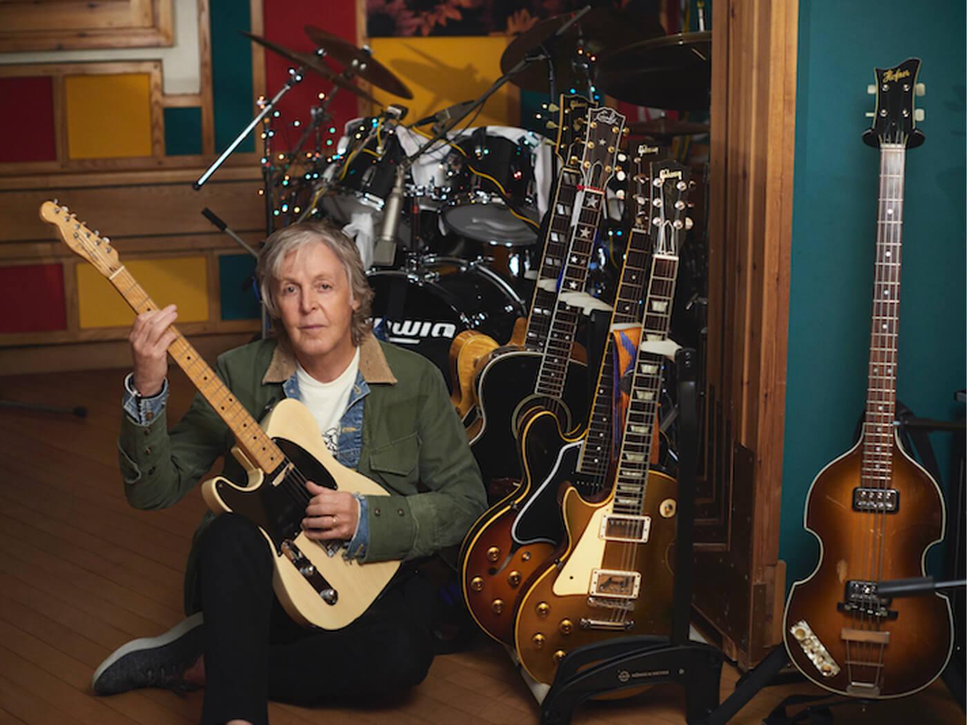 Paul McCartney 54 Fender Telecaster via Reverb.com
