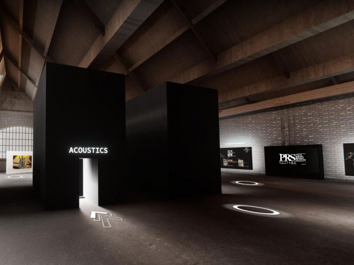 PRS' Virtual Booth