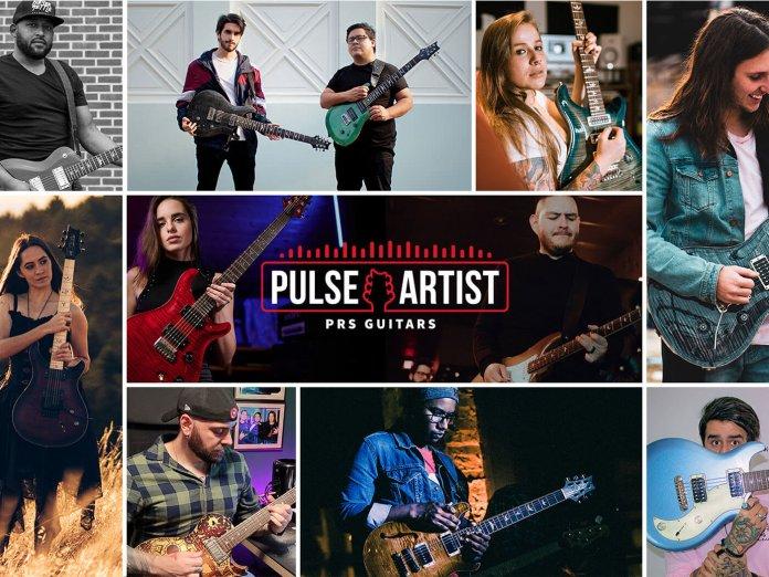PRS 2021 Pulse Artist