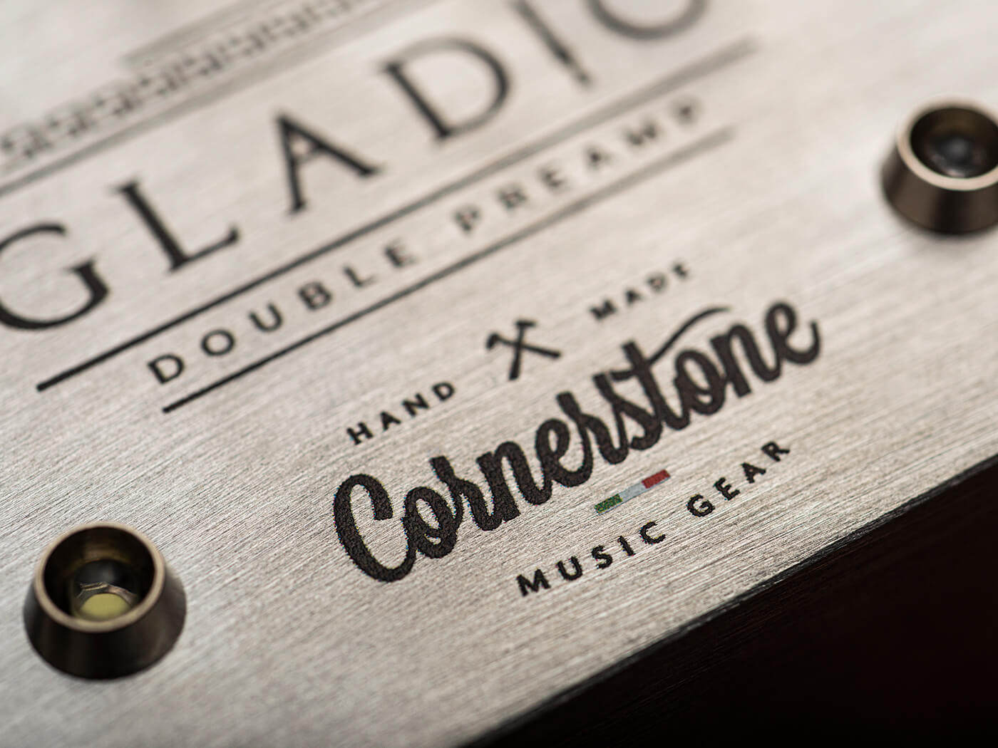 Cornerstone Gladio Double Preamp
