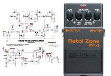 COVID-19 conspiracy theory Boss Metal Zone