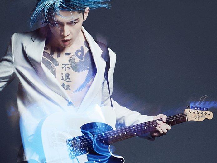 Fender Japan Miyavi telecaster