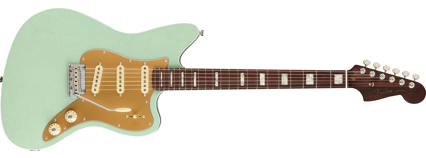 Fender Strat Jazz