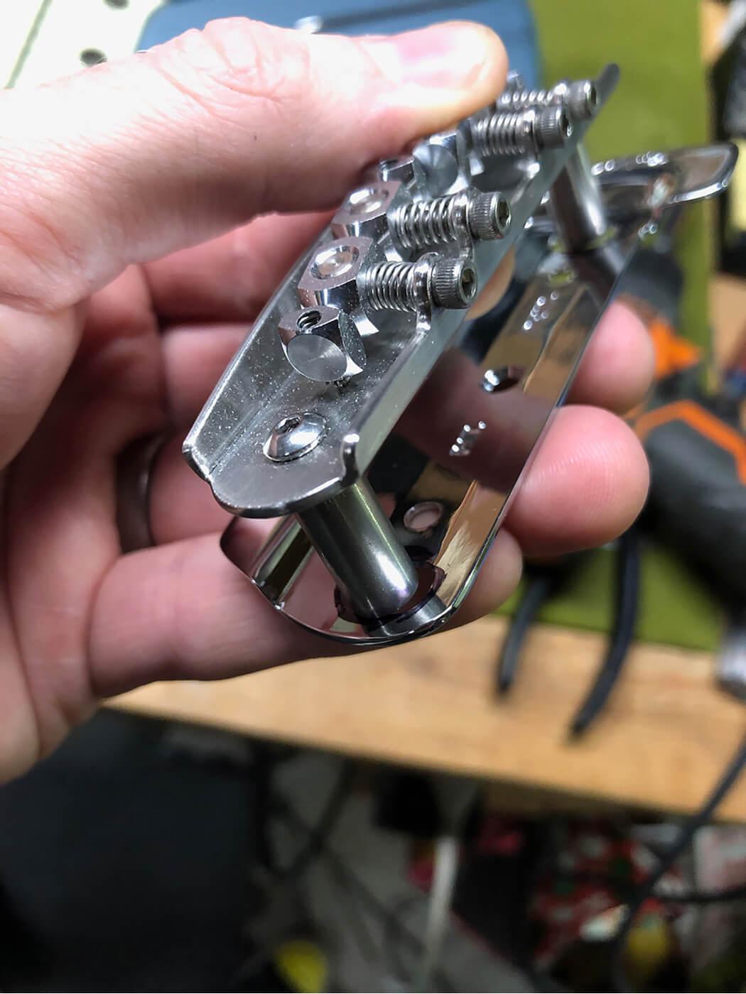 GM390 DIY 2 Mastery Mute 6