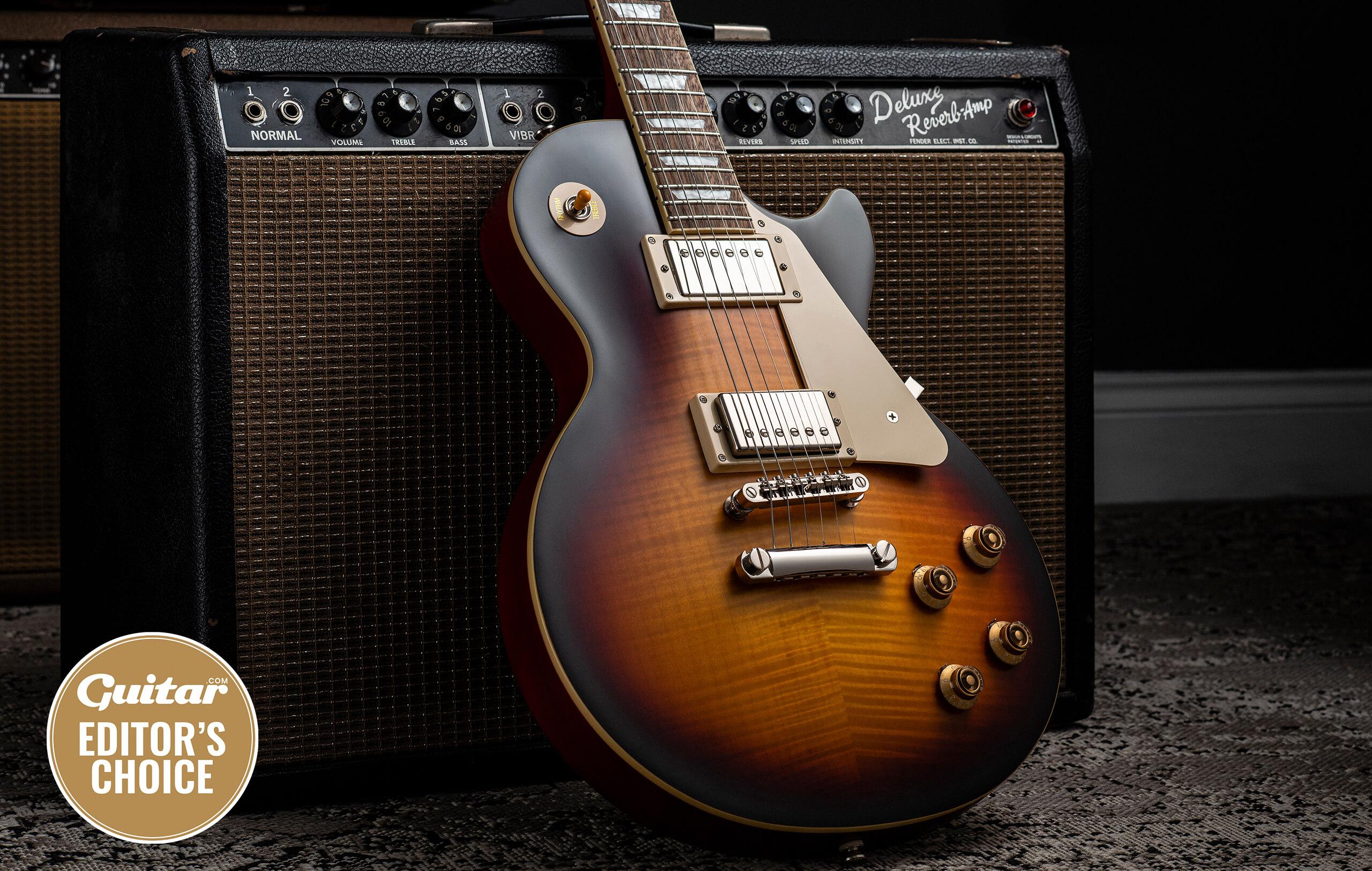 The Big Review: Epiphone 1959 Les Paul Standard | Guitar.com | All Things Guitar