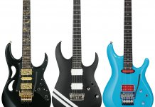 Ibanez PIA3761, JBBM30 and JS2410