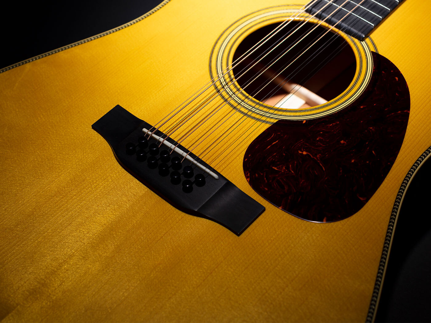 Martin D-35 12 String David Gilmour signature