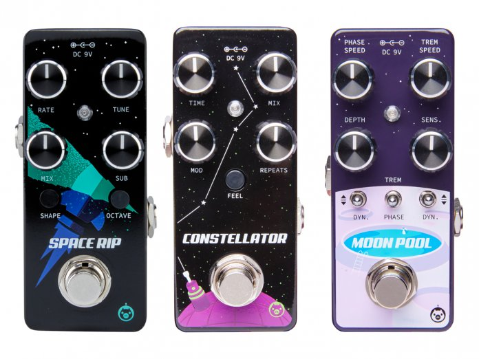 Pigtronix Micro Pedals 2021