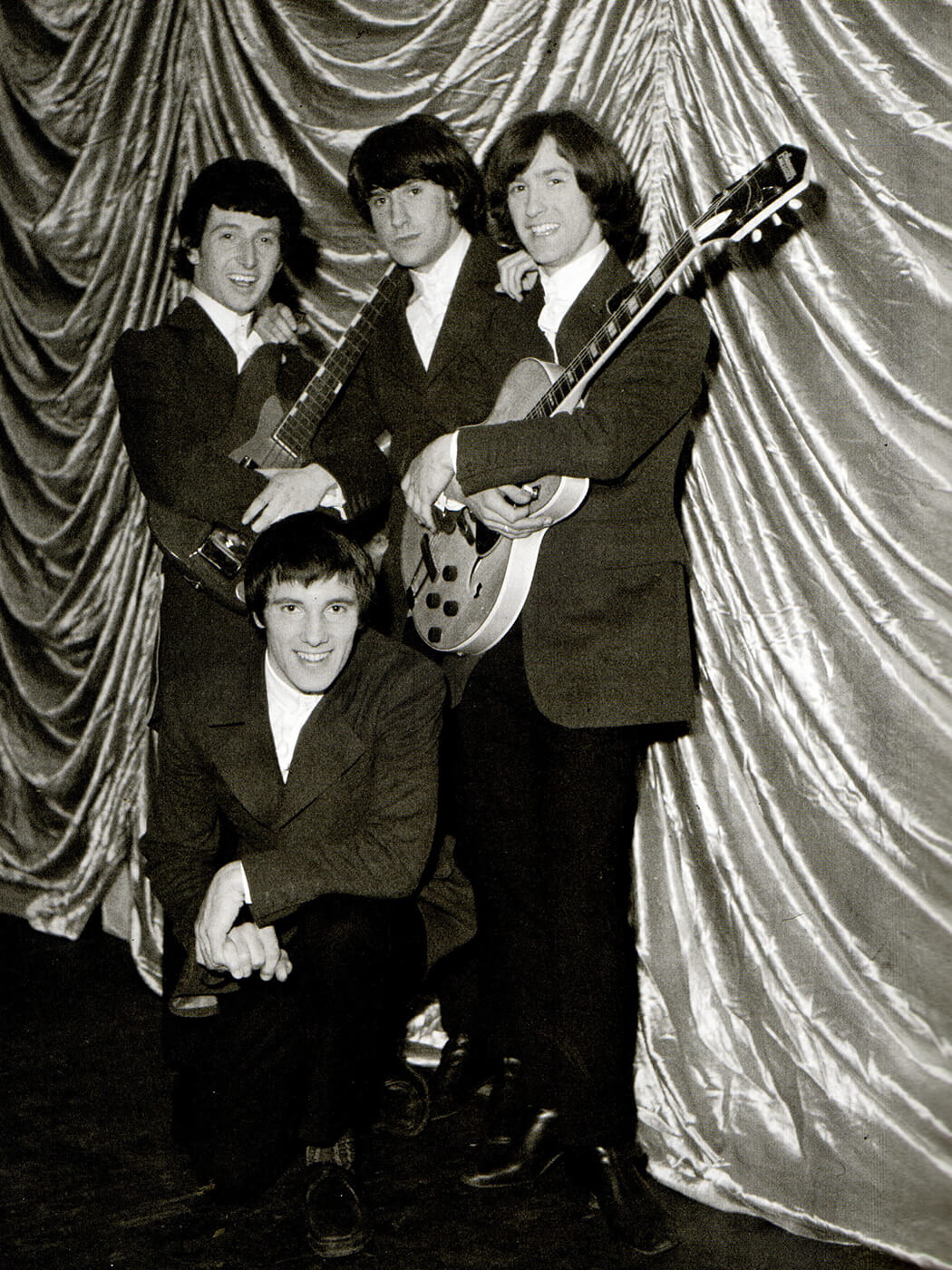 The Kinks with Ray and Dave Davies