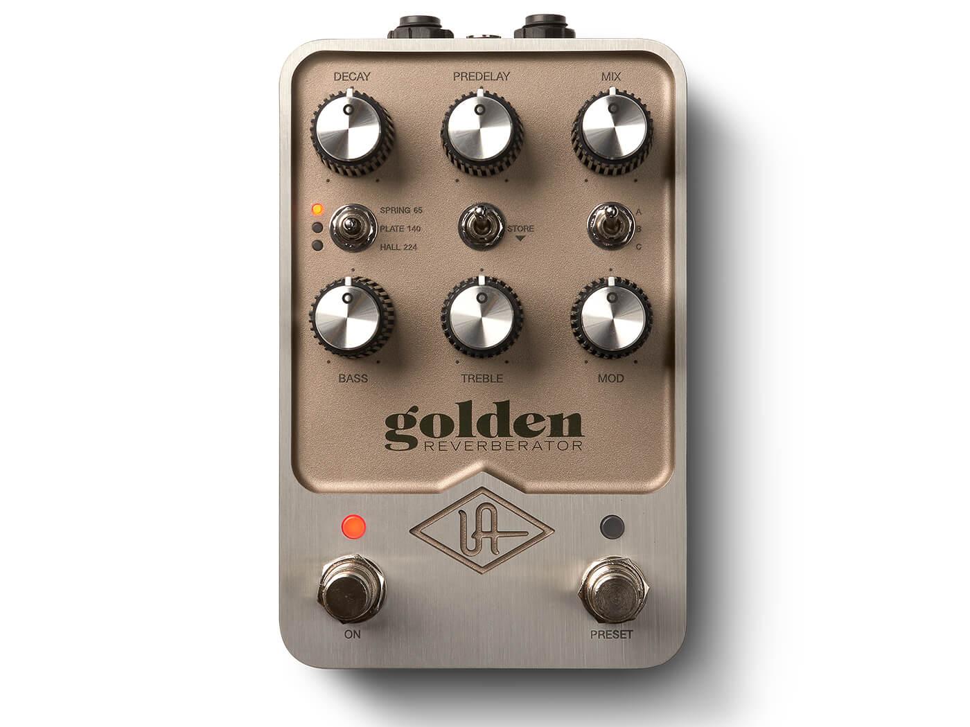 Universal Audio UAFX Golden