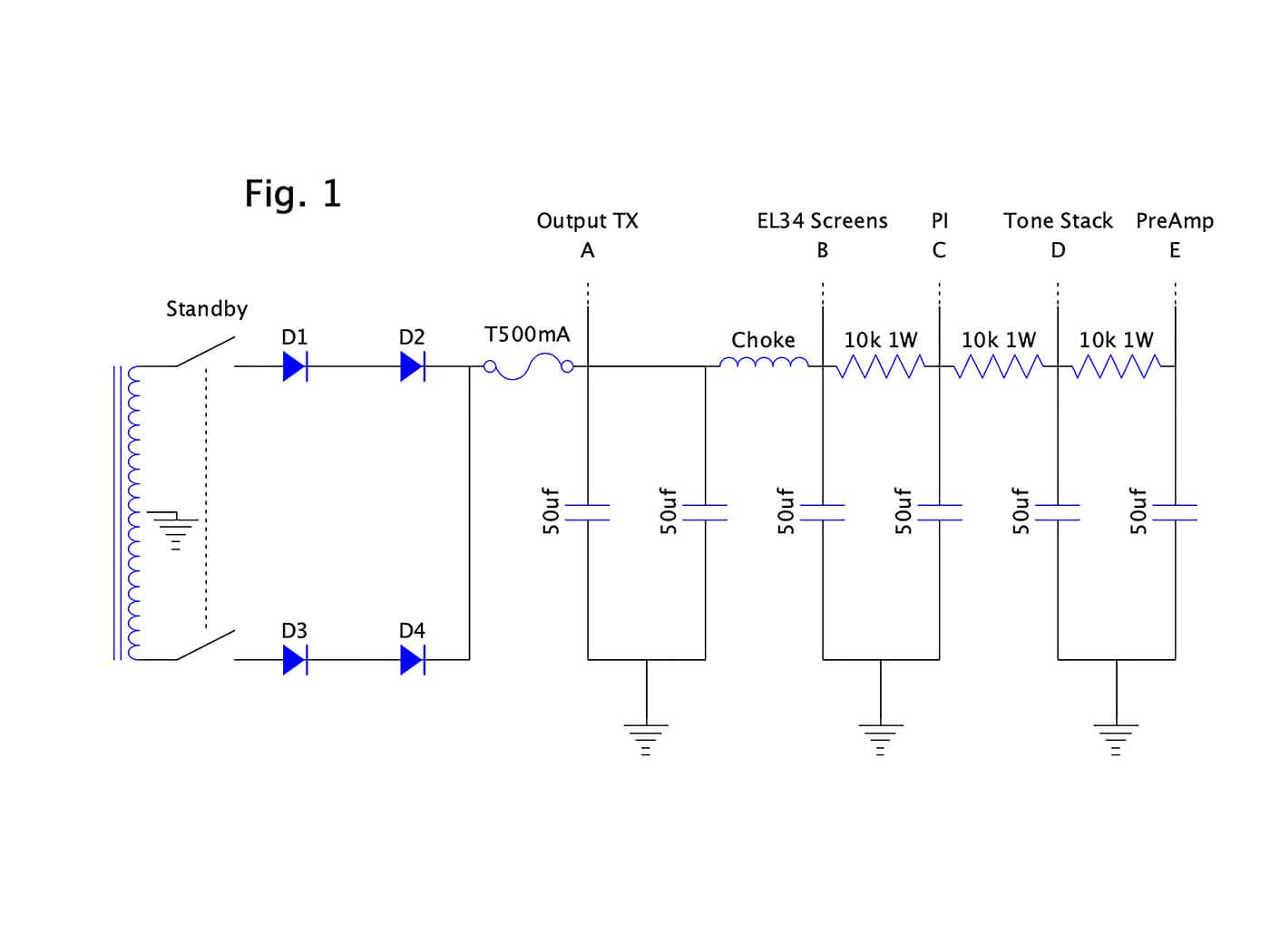 AMP FAQ Filter Caps Fig 1