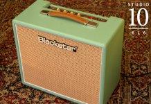 The Blackstar Studio 10 6L6 Surf Green