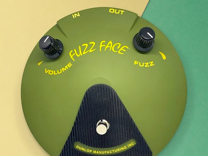 Dunlop / Jeorge Tripps / Reverb.com Fuzz Face