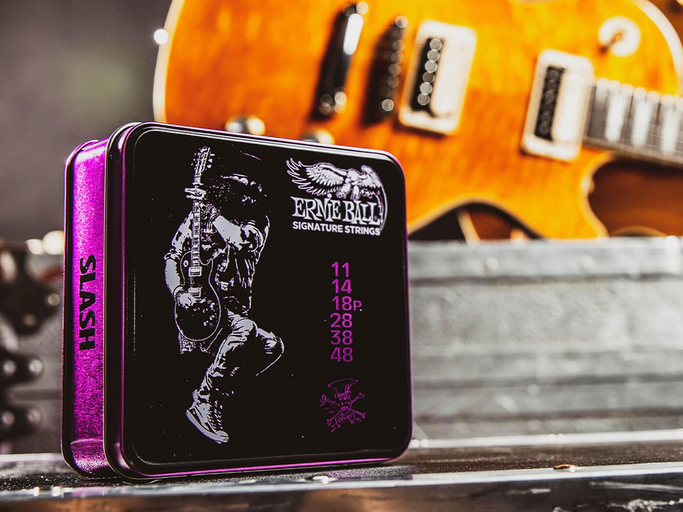 Ernie Ball Slash Strings case