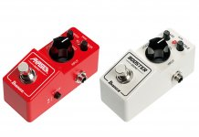 Ibanez's two new mini pedals