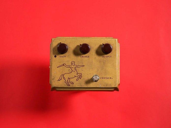 Josh Scott's Klon Centaur #2
