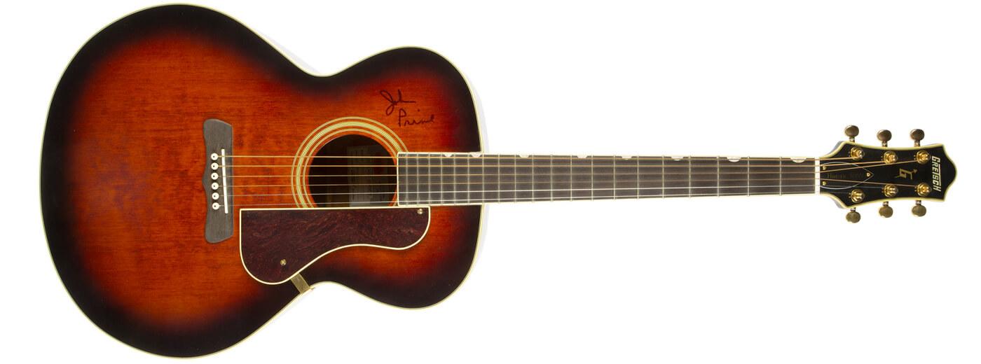 John Prine grestch acoustic