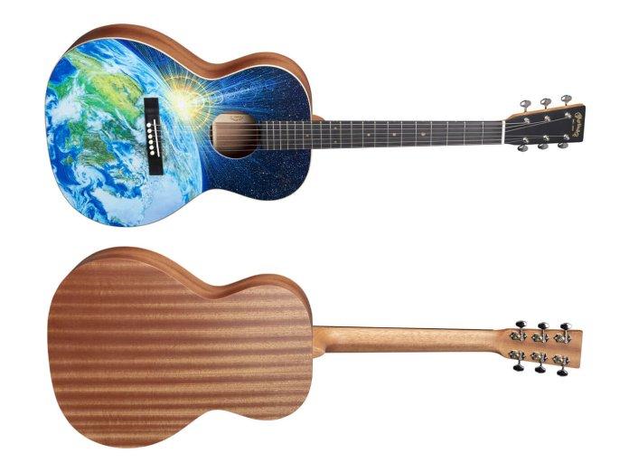 Martin's 00L Earth Guitar