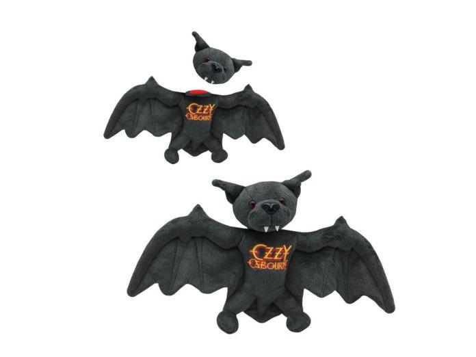 Ozzy Bat plush