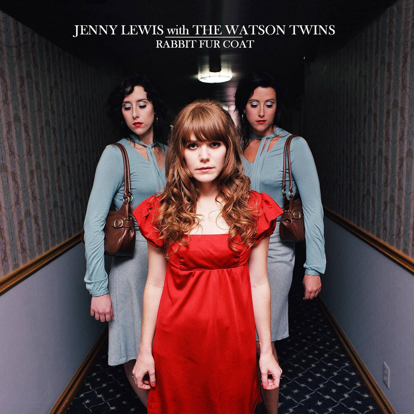 Jenny Lewis & The Watson Twins - Rabbit Fur Coat