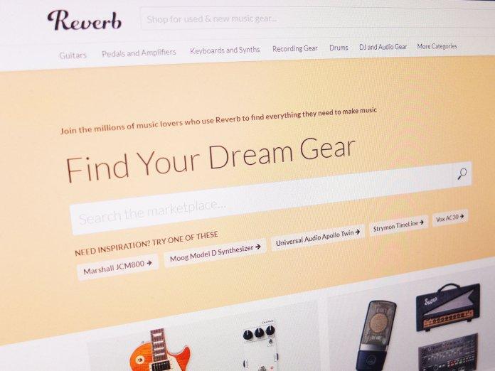 Reverb's Website