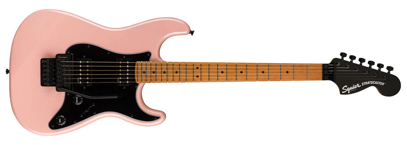 The Squier Contemporary Stratocaster FR HH