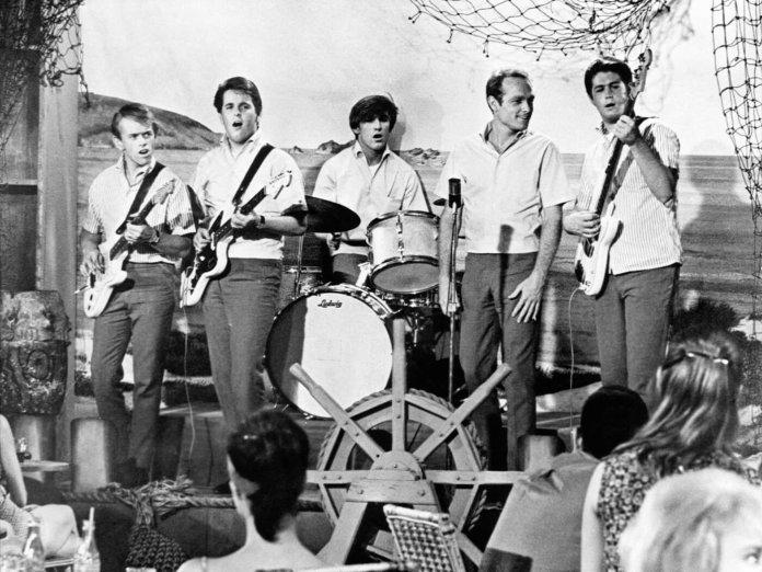 Beach Boys onstage