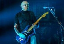 Billy Corgan onstage